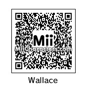 QR Code for Wallace by Gr8TomodachMii