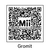 QR Code for Gromit by Gr8TomodachMii