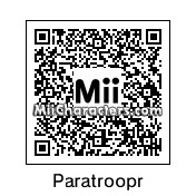 QR Code for Paratrooper by Boqueron