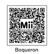 QR Code for Alberto Boqueron by Boqueron