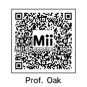 QR Code for Professor Samuel Oak by CancerTurtle