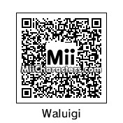 QR Code for Waluigi by CancerTurtle