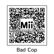 QR Code for Bad Cop by NessFan