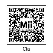 QR Code for Cia by Haega