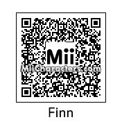 QR Code for Finn the Human by metalsonic71