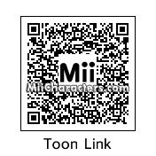 QR Code for Toon Link by Zockerboy