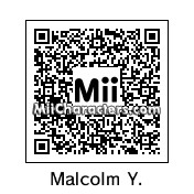 QR Code for Malcolm Young by NelBeat9