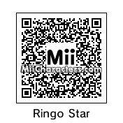 QR Code for Ringo Starr by NelBeat9