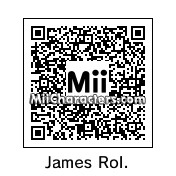 QR Code for James Rolfe by NelBeat9