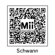 QR Code for Theadore Swchann by Deven Smith