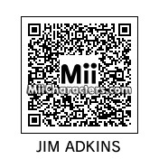 QR Code for Jim Adkins by StopherSmash