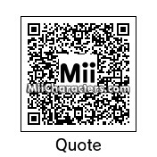 QR Code for Quote by metalsonic71