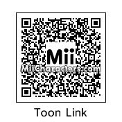 QR Code for Toon Link by KeroStar