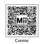 QR Code for Connie by KeroStar