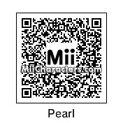 QR Code for Pearl by KeroStar