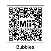 QR Code for Bubbles by celery