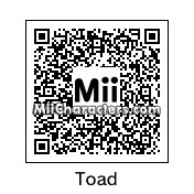 QR Code for Toad by KeroStar