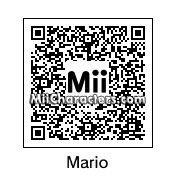 QR Code for Mario by KeroStar