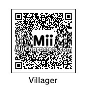 QR Code for Villager by KeroStar