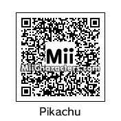 QR Code for Pikachu by KeroStar
