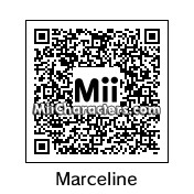 QR Code for Marceline the Vampire Queen by KeroStar