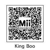 QR Code for King Boo by KeroStar
