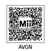 QR Code for Angry Video Game Nerd by Ultra
