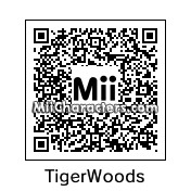 QR Code for Tiger Woods by celery