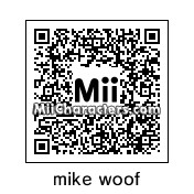 QR Code for Mike Wolf by Soldierino