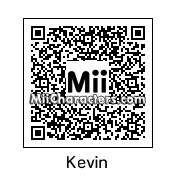 QR Code for Kevin by Soldierino