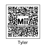 QR Code for Tyler by Soldierino