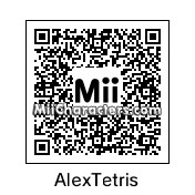 QR Code for Alexey Pajitnov by Soldierino