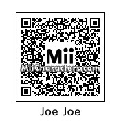 QR Code for Joe Joe by Soldierino