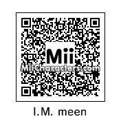 QR Code for I.M. Meen by Soldierino