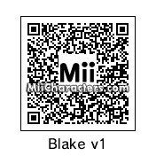 QR Code for Blake Belladonna by Mad Hatter