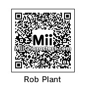 QR Code for Robert Plant by wii349