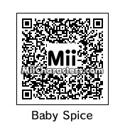 QR Code for Baby Spice by wii349
