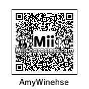 QR Code for Amy Winehouse by Cpt Kangru