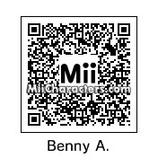 QR Code for Benny Anderson by wii349