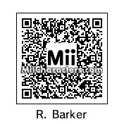 QR Code for Ronnie Barker by wii349