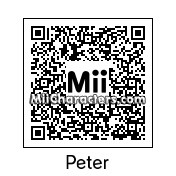 QR Code for Peter Griffin by Ultra