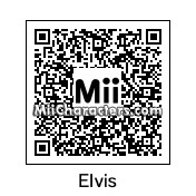 QR Code for Elvis Presley by Tocci