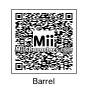 QR Code for Barrel by Harmony B
