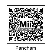QR Code for Pancham by Jacob Jensen