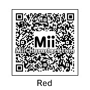 QR Code for Red by EvilVamp