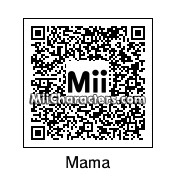 QR Code for Cooking Mama by J1N2G