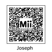 QR Code for Joseph Joestar by KM22