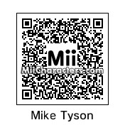 QR Code for Mike Tyson by MaverickxMM