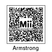 QR Code for Senator Steven Armstrong by Shadow X5