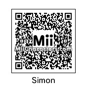 QR Code for Simon Lane by TXClaw